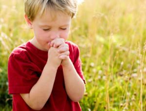 child like faith art