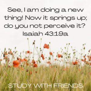 Isaiah 43:19a