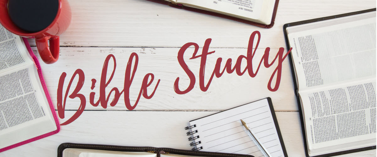 Bible Study – Why do we study the Bible?